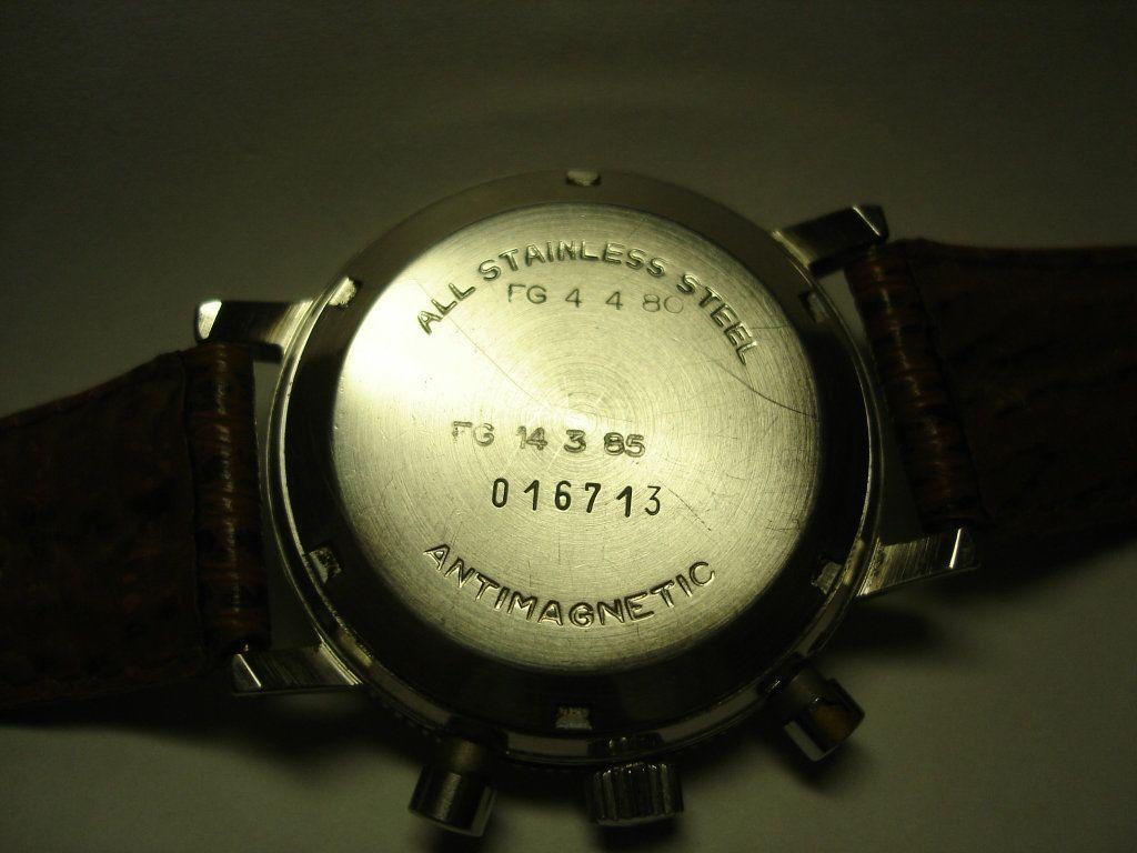 Chronographe Dodane type 21 5