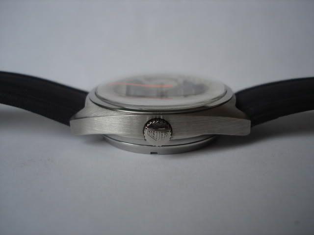 Chronographe Heuer, calibre 11 4