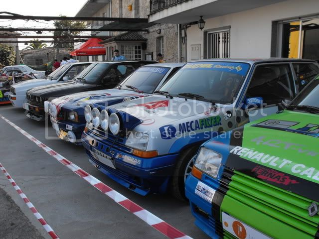 Exposicion de vehiculos clasicos en Raris 6 e 7 Agosto 0248