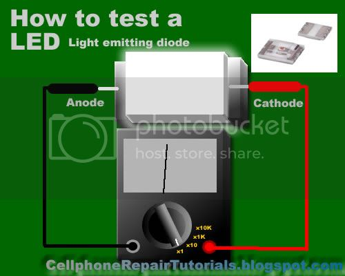 How to Check Basic Electronic Components HowtotestLED