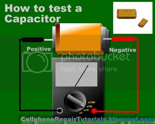 How to Check Basic Electronic Components Howtotestcapacitor
