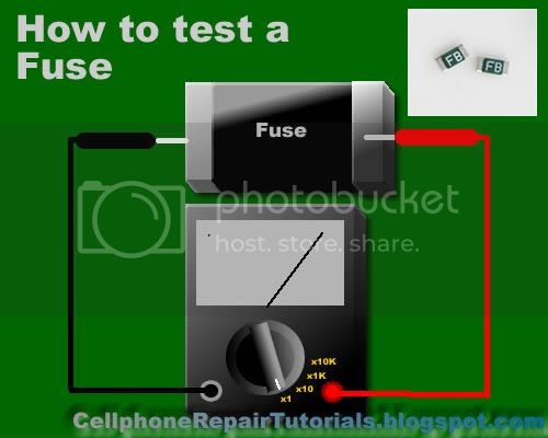How to Check Basic Electronic Components Howtotestfuse