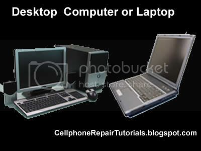 Working Table Equipments Pc