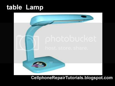 Working Table Equipments Tablelampsd