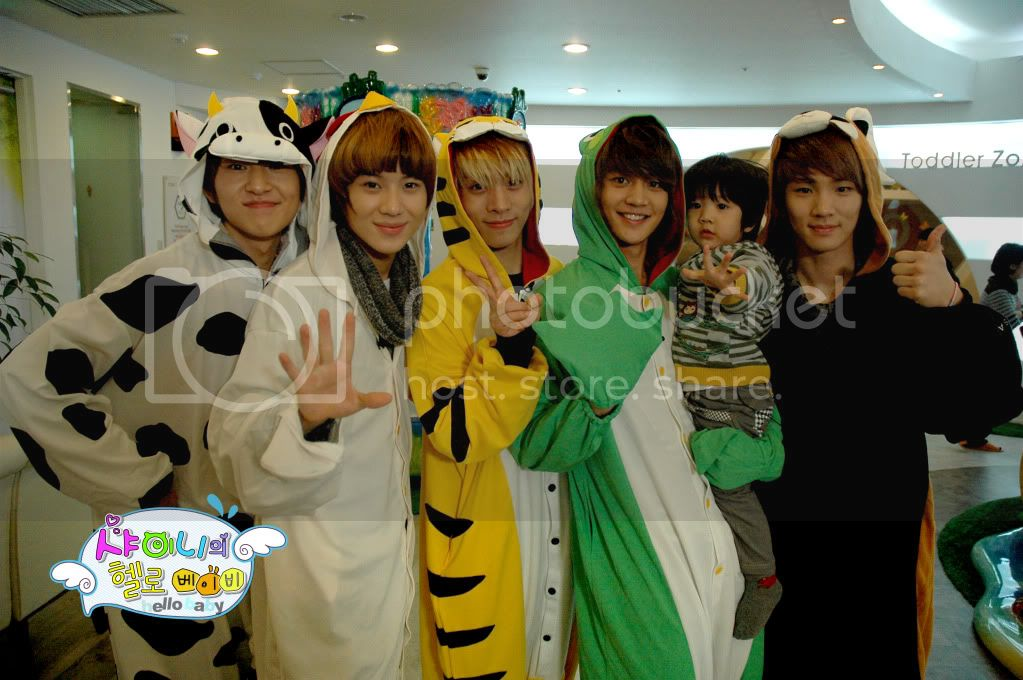[Photo] SHINee's Hello Baby Bodoshineehellobaby3