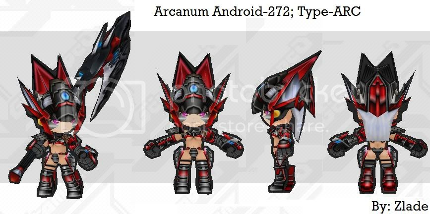 """Zlade's Armory (Skin) """"3rd Update"""" (IMPORTANT NOTE UPDATE) ArcanumAndroid-272"""
