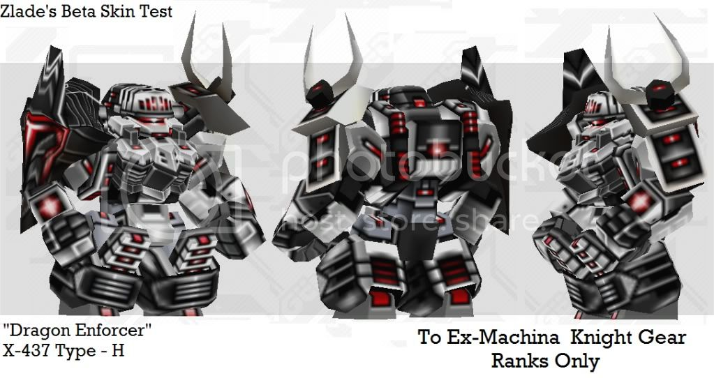 """Zlade's Armory (Skin) """"3rd Update"""" (IMPORTANT NOTE UPDATE) DragonEnforcer"""