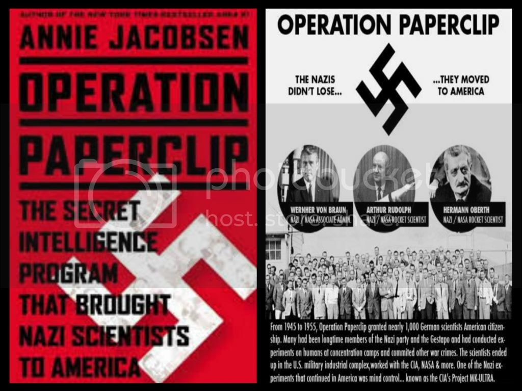 Operation Paperclip: Nazis in America Operationpaperclip1