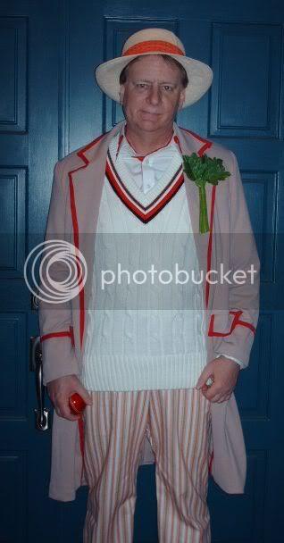 5th Doctor Costume Costume2