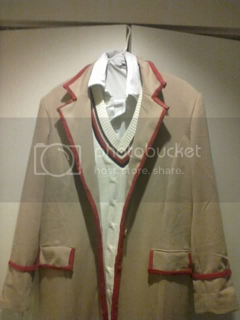 5th Doctor Costume Image0170