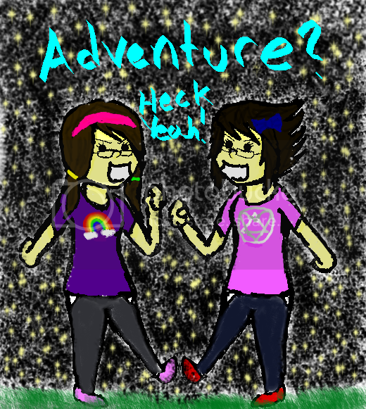 Adventure...? SiddyandSaraID