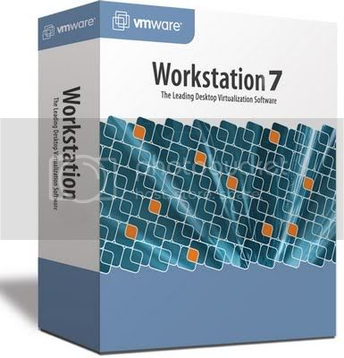 Công cụ tạo máy ảo VMware Workstation 7.1.4 Build 385546 Final Vmware7