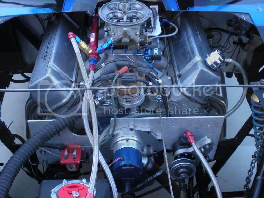 how many diff intakes for A460 single 4 Racecar079