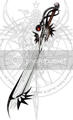Sairento, The Species Changing 0th Espada. Sword2