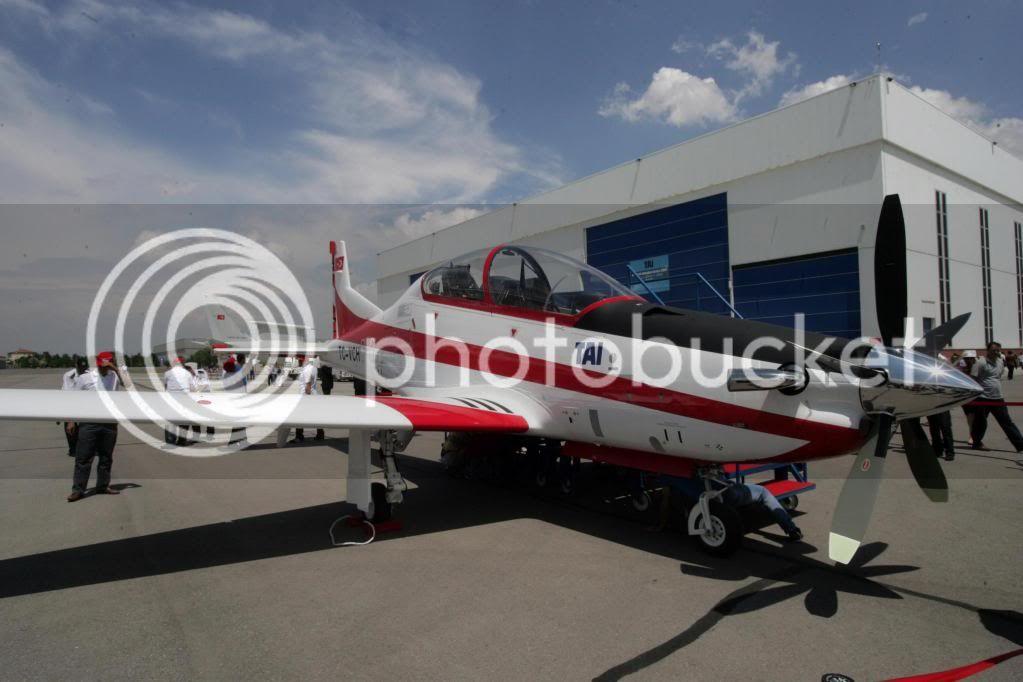 ليبيا قد تشتري الطائرات العسكرية التركية Hurkus4-1