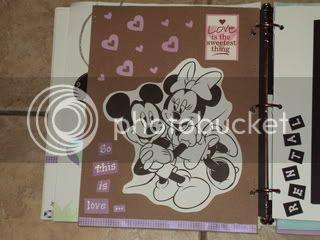 Lovey Dovey in Disney! -- PTR for Dec 2010. (Test) DSC00063