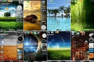 Nokia Animated Themes 222-1