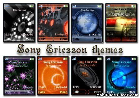 Sony Ericsson Themes 22SEThemes