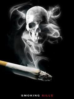 Sayings and Quotation Wallpapers Smoking_Kills