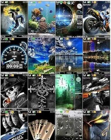 Animated Themes For Nokia Nokiaanimated