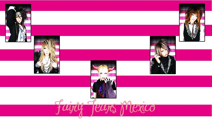 Fairy Tears; PaRADEiS Mexico FanClub!