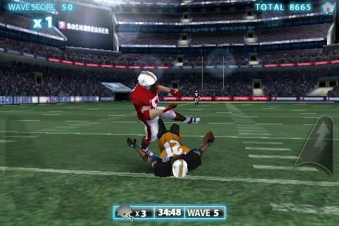 Android Phone Games (3D) Backbreaker3