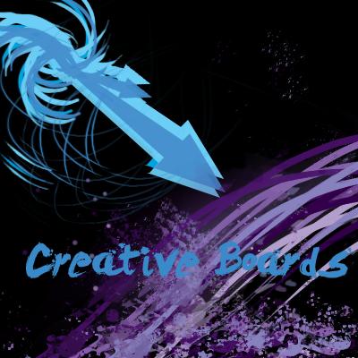 Forum Icon contest CreativeBoardIcon