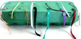 Organizzare fili, gomitoli, nastri e stoffe 2515_main_ribbonholder