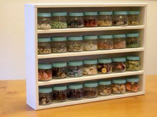Organizzare cose piccole (bottoni, viti, spille....) 5a4cwy