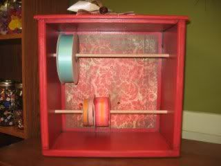 Organizzare fili, gomitoli, nastri e stoffe Dc5xec