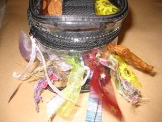 Organizzare fili, gomitoli, nastri e stoffe Ribbon4