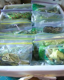 Organizzare fili, gomitoli, nastri e stoffe Xgadm0