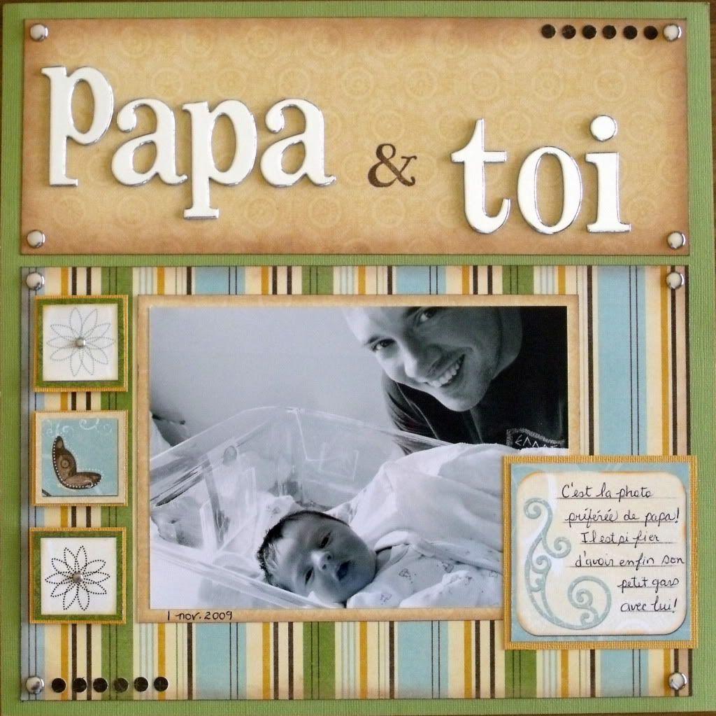 15 février - Quelques pages... Papaettoi