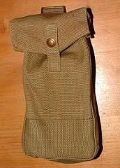 Pouches,Backpacks WW2BRITISH37PATTERNWEBBRENGUNAMMUNITIONPOUCH