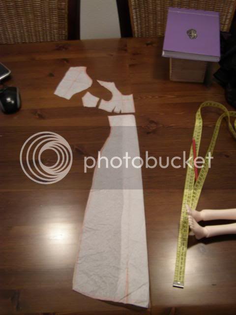 Cómo hacer un Vestido del año 1814 apróx/ Vestido de Regencia. P8120178