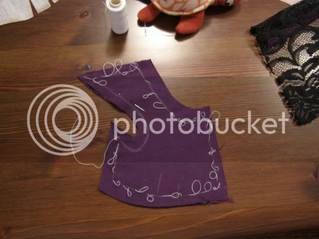 Cómo hacer un Vestido del año 1814 apróx/ Vestido de Regencia. P8120200