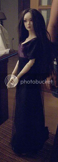 Cómo hacer un Vestido del año 1814 apróx/ Vestido de Regencia. P8140250ok