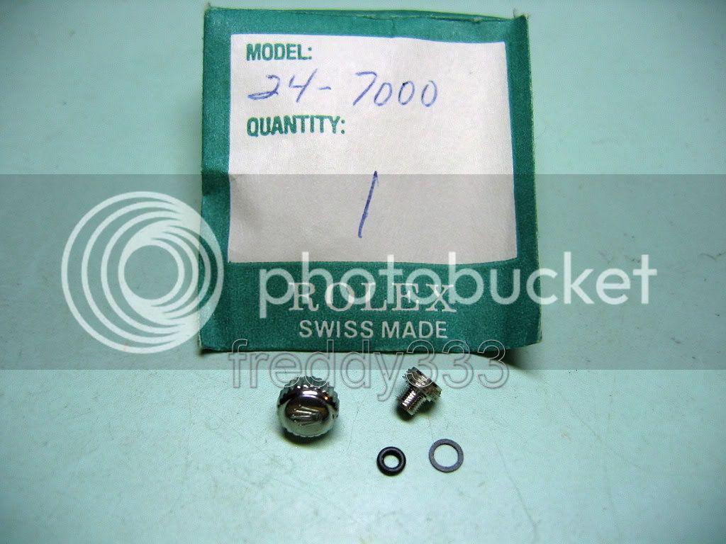 Reference couronne Rolex pour Tudor 7016 700_70000041