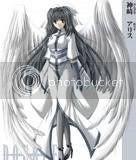 Angelically Devilish Angel