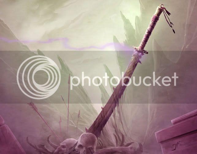 Mana Moriko Blood_sword