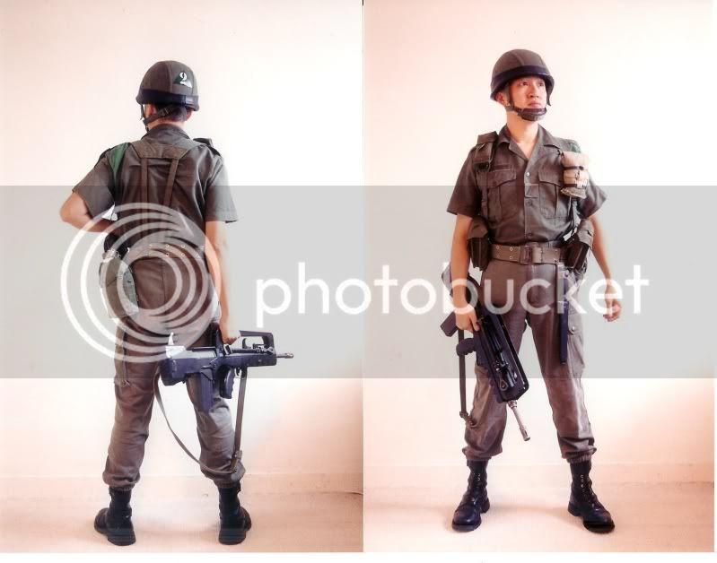 Dress Code Armée Française Scan0071