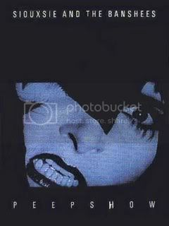 Siouxsie and The Banshees ♥    Program-peepshow