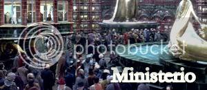 Ministerio de Magía