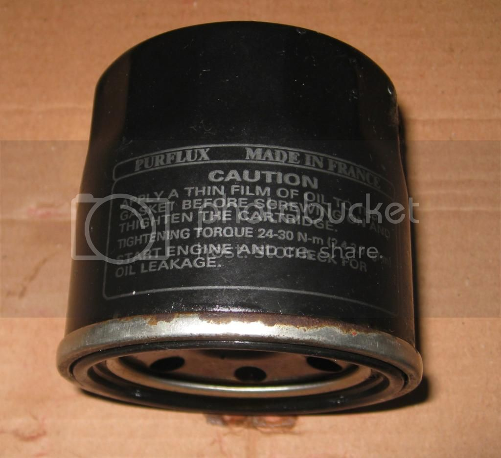 Oil filter recommendations/ Fram 6017A cut open IMG_0555_zpsb19dba6c