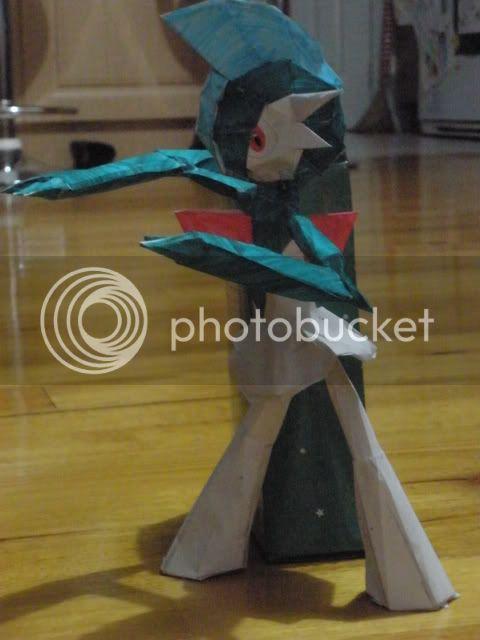 Pokemon Papercraft -My PaperPokemon - Page 2 P1010433