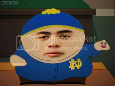 Manti Teo's Dead GirlFriend Never Existed?? Mantiteo_cartmanlopezhand_zps033a878f
