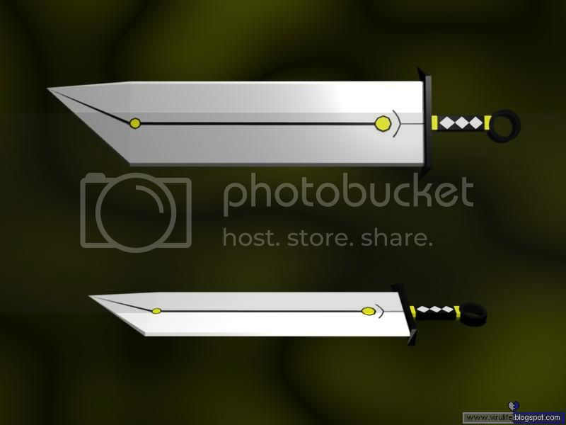 Realm of Vsio's Artwork (3D / 2D) - Page 2 RenderedReiganSword_b