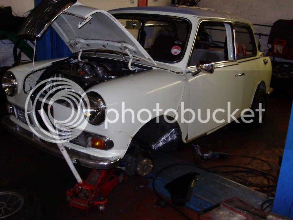 1966 hornet 4