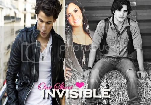 [One Shoot] Invisible [NickJonas & Tú] Oneshootnickytu