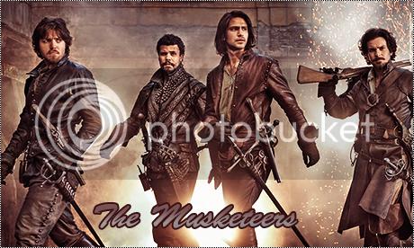 The Musketeers (2014)  BldTHEMUSKETEERS